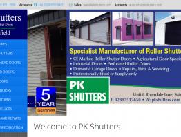 PK Shutters