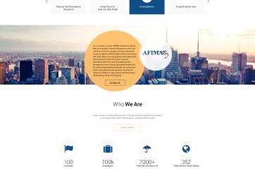Custom Web Design – 1