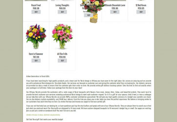 Rideau Florist Ottawa